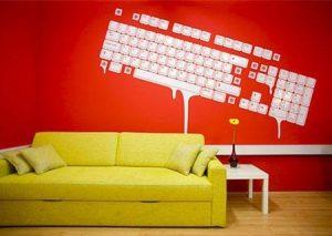 Decorar-oficina-al-estilo-geek